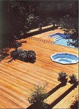 Deck with Pool, Deck Builders in Millstone Township, NJ